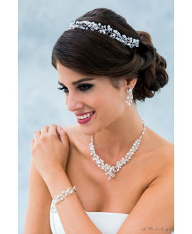 G. Westerleigh Bridal Jewellery Set NS2-4023