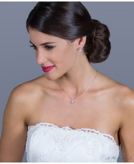 G. Westerleigh Bridal Jewellery Set S0428