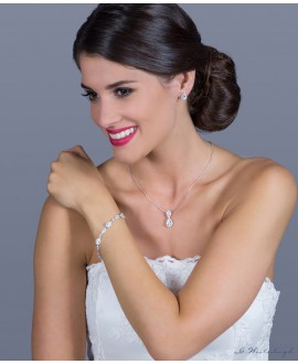 G. Westerleigh Bridal Jewellery Set S0795