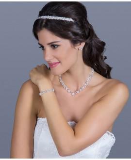 G. Westerleigh Bridal Jewellery Set NE0703