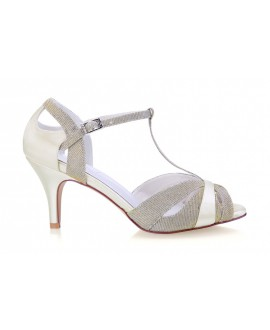 G. Westerleigh Wedding Shoes Corinne Champagne