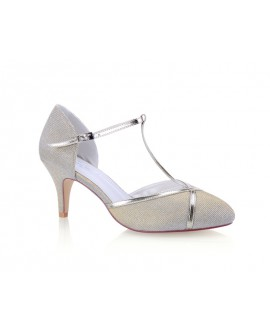 G. Westerleigh Wedding Shoes Zara Champagne