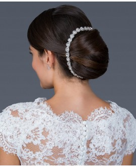 G. Westerleigh Bridal Headband HS-J3766AS