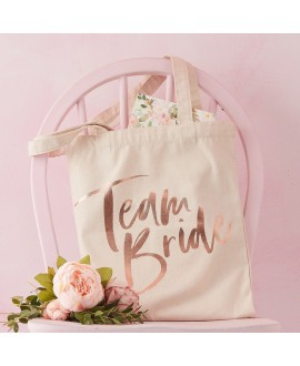 Ginger Ray Team Bride Tote Bag FH-224