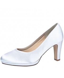 Rainbow Club Wedding shoe Grace White