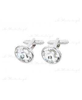 Cufflinks with Swarovski Elements (GWS-9032)