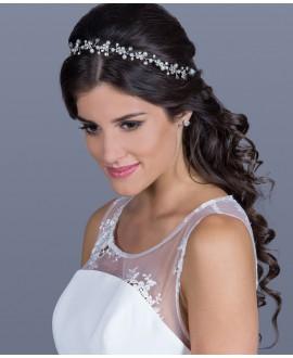 G. Westerleigh Bridal Hair vine HS-J3868