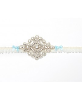 Luxury Garter KB-26 Poirier