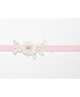 Luxury Garter KB-27 Poirier