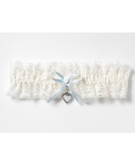 Luxury Garter with locket KB-30 Poirier