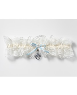 Luxury Garter with locket KB-33 Poirier