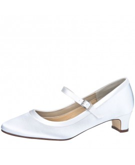 Rainbow Club Wedding Shoe Larissa White