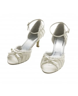 Lilly Bridal Shoes (07-1965-CR)
