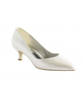 Lilly Bridal pumps  (07-1979-CR)