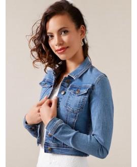 LILLY 09-782-BL Jeansjacket
