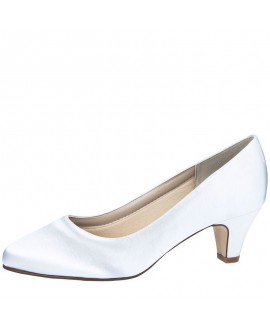 Rainbow Club Wedding shoe Megan White