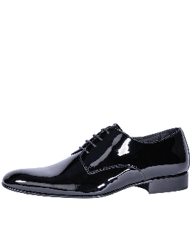 Mr. Fiarucci Wedding Shoes Duco Black Patent