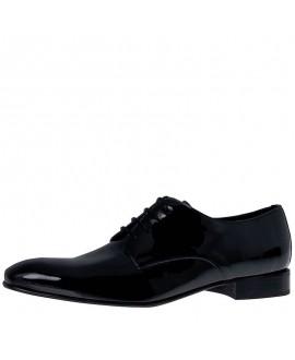Mr. Fiarucci Wedding Shoes Nick Black Patent