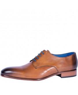 Mr. Fiarucci Wedding Shoes Oscar Brandy