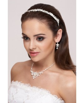 Tiara, Necklace and Earrings D36-N25