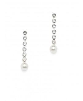 Nina | Bridal Earrings - Abrazi O5-TPK