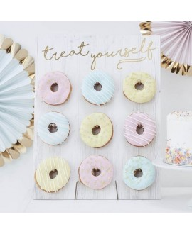 Pick & Mix Donut Wall