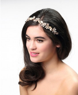 Hair Adornment Tiara BB-649 | Poirier