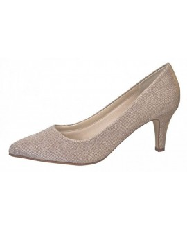 Rainbow Club Wedding shoe Brooke Gold