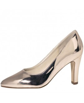 Rainbow Club Wedding Shoes Mandy Rose-Gold
