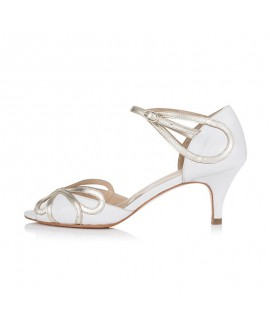 Rachel Simpson Wedding Shoes Cecelia