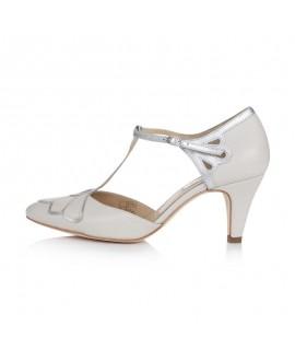 Rachel Simpson Wedding Shoes Gardenia II Ivory