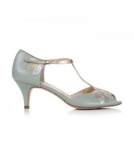 Rachel Simpson Wedding Shoes Isla Mint