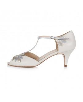 Rachel Simpson Wedding Shoes Isla Ivory