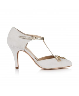Rachel Simpson Wedding Shoes Ana