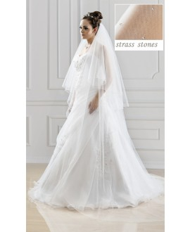 Bianco Evento Veil S126 Diamond