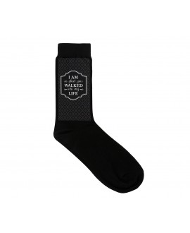 Men's Socks - Walked Into My Life