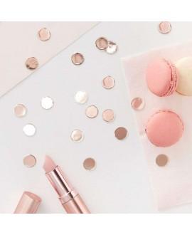 Rose Gold Table Confetti - Team Bride