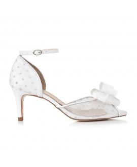 Rachel Simpson Wedding Shoes Trixie-Belle