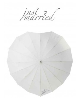 umbrella Just Married, Poirier
