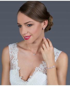 G. Westerleigh Bridal Bracelet WMBR16RG