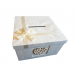 Card box Marriage White - The Beautiful Bride Shop