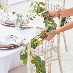 Ginger Ray BR-307 Botanical Wedding Eucalyptus Garland