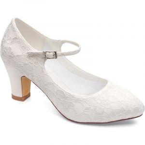 G. Westerleigh Agnes Bridal Shoes