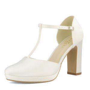 Avalia Coco Bridal Shoes