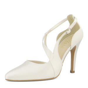 Avalia Lexi Bridal Shoes