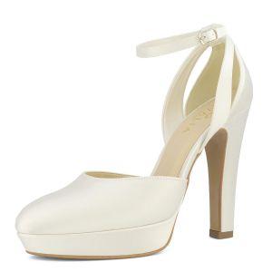 Avalia Rubi Bridal Shoes