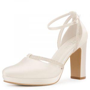 Avalia Mary Bridal Shoes