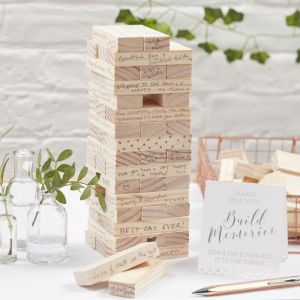 Ginger Ray BB-242 Building Block Guestbook
