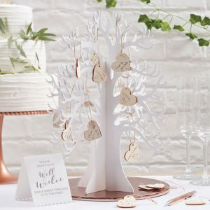 Ginger Ray BB-286 Wishing Tree Guest Book