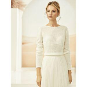 Bianco Evento E326 Sweater